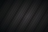 Black abstract background with diagonal black lines