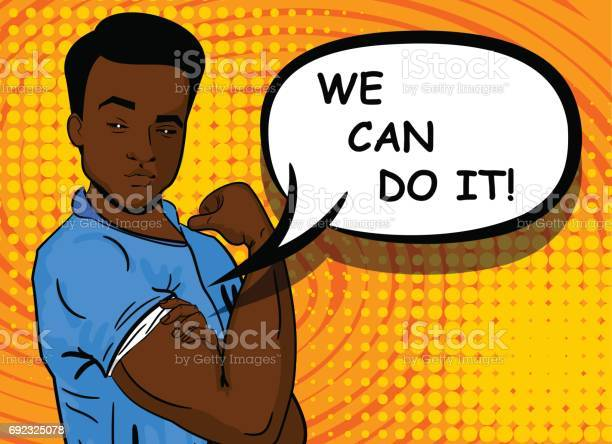 We can do it