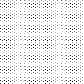black and silver shade dot pattern background