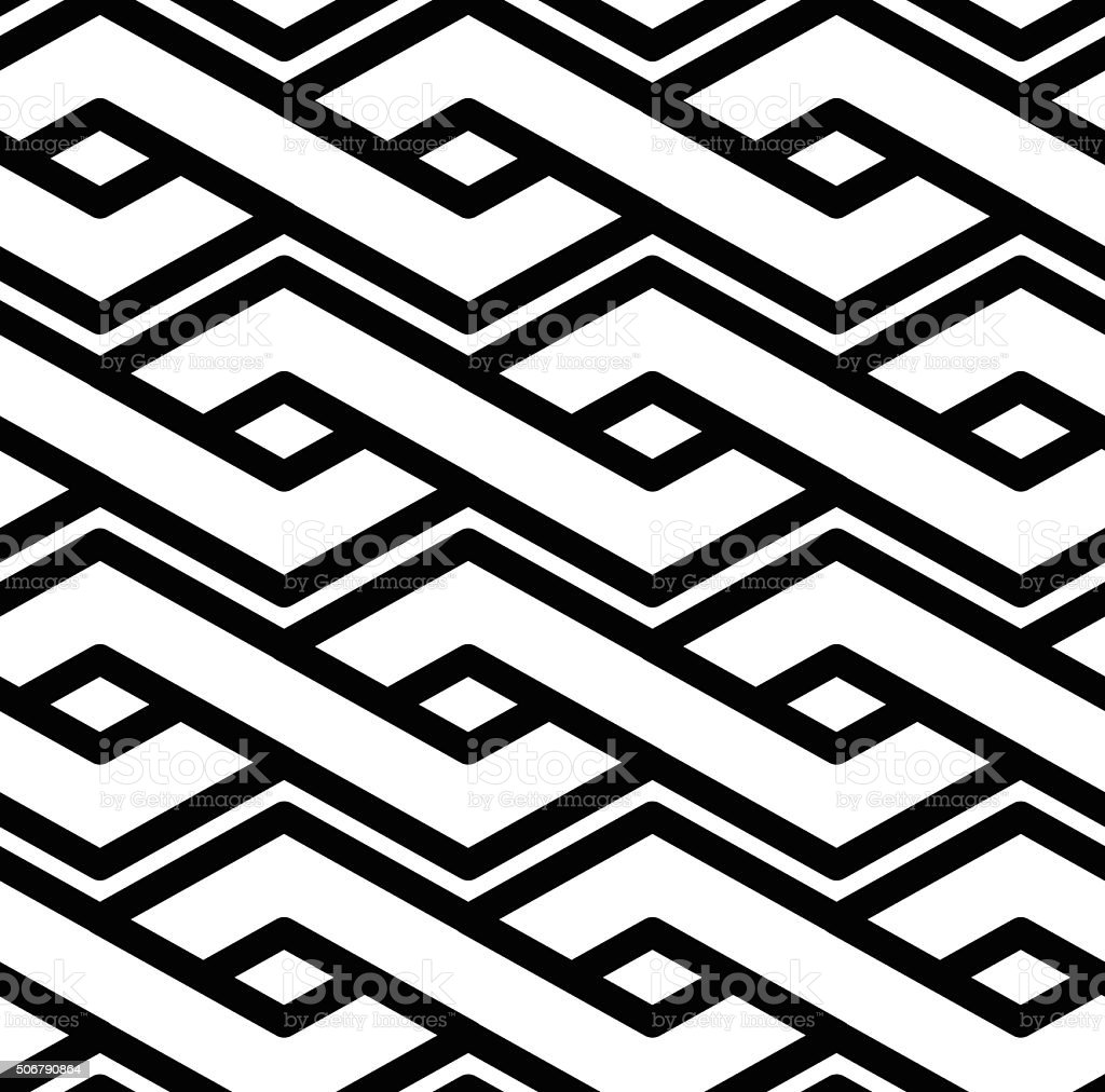 Disegni Geometrici Bianco E Nero texture astratto bianco e nero seamless pattern geometrici