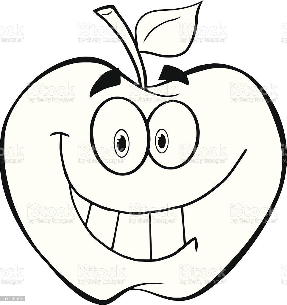 Ilustrao de preto e branco apple mascote dos characte e mais banco preto e branco apple mascote dos characte ilustrao de preto e branco apple mascote dos characte altavistaventures Choice Image