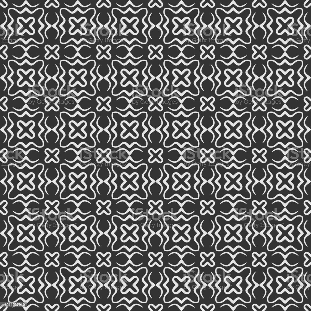 シンプルな幾何学模様のベクトルグラフィックスを持つ黒と白の背景の壁紙 イラストレーションのベクターアート素材や画像を多数ご用意 Istock