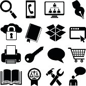 istock black and white business icons 479032598