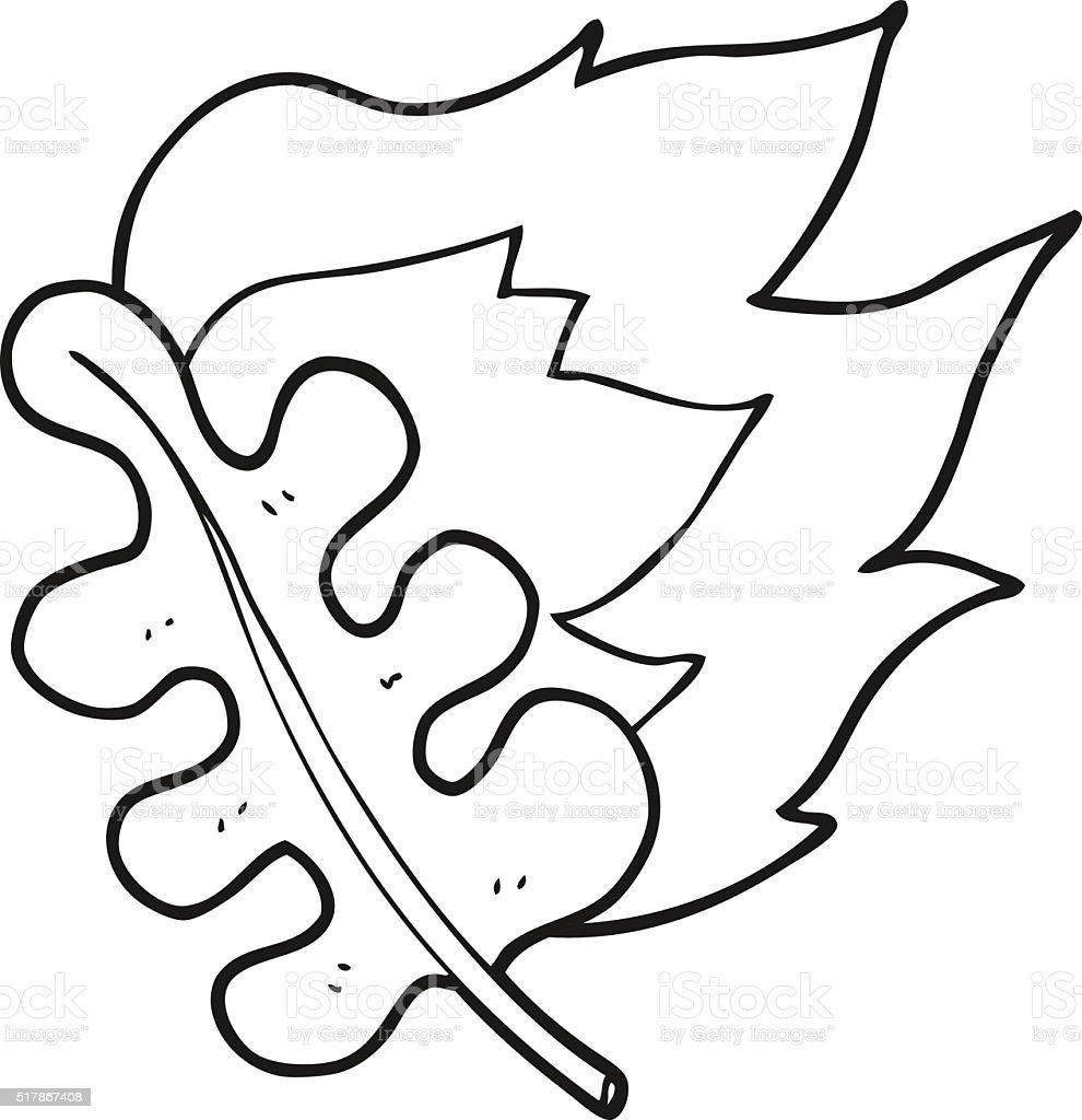 Preto E Branco Desenho De Queimadura De Folha Seca Arte Vetorial De Stock E Mais Imagens De Clip Art Istock