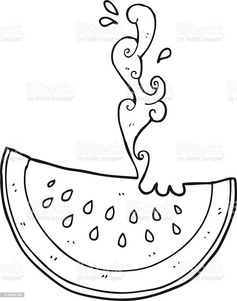 melone zum ausmalen  vorlagen zum ausmalen gratis ausdrucken