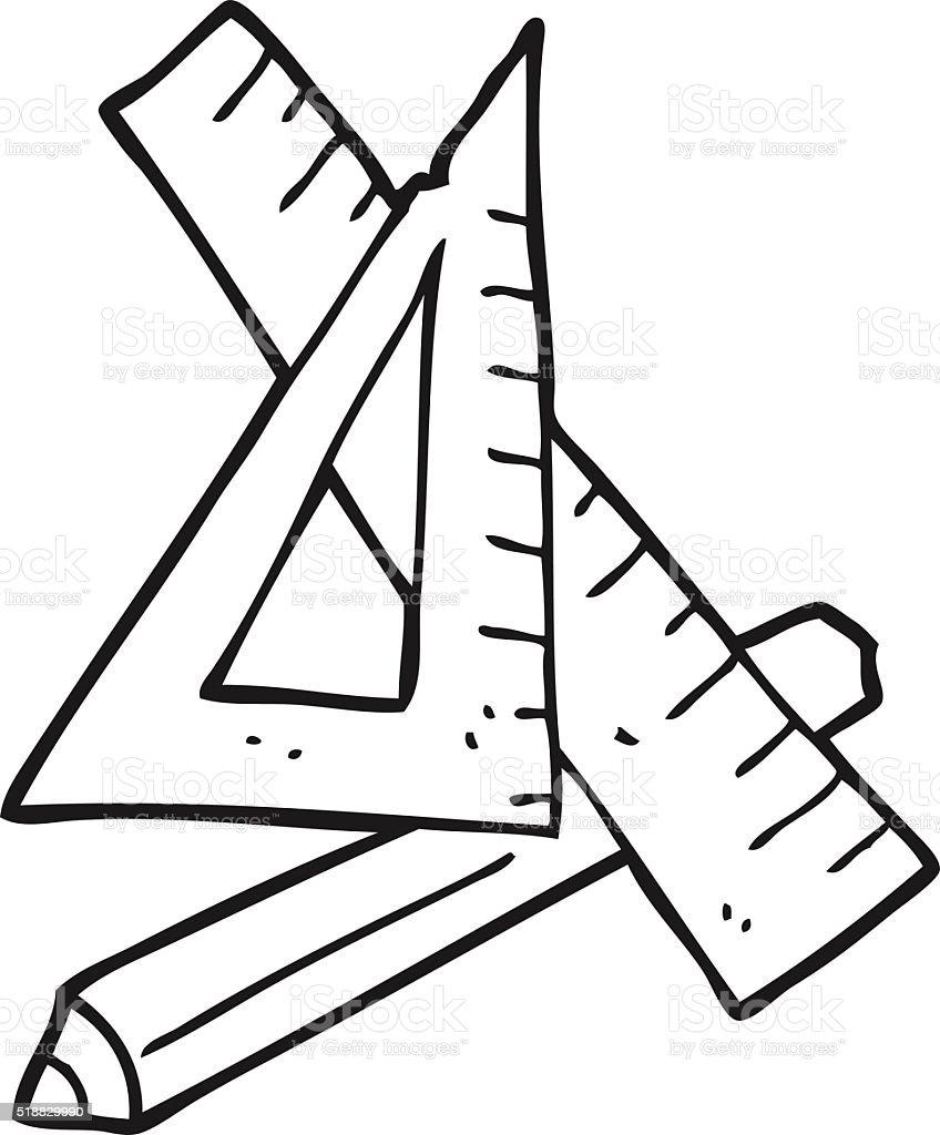 Как нарисовать математическую картинку карандашом, одноклассницы