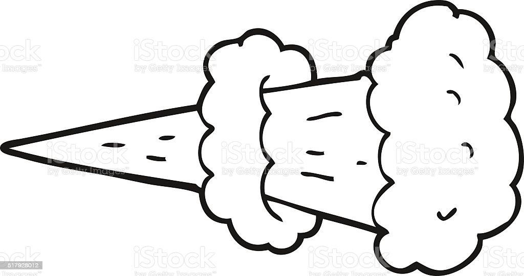 Vetores De Preto E Branco Desenho De Fumaca Explosao E Mais