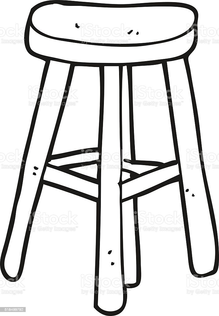 3 legged stool cartoon