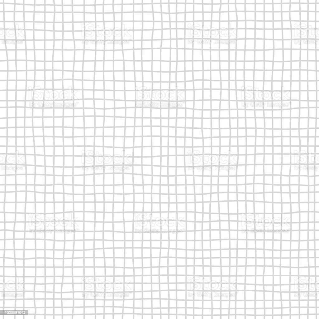 Noir Et Blanc Quadrille De Fond Grille Transparente Damier De Fond