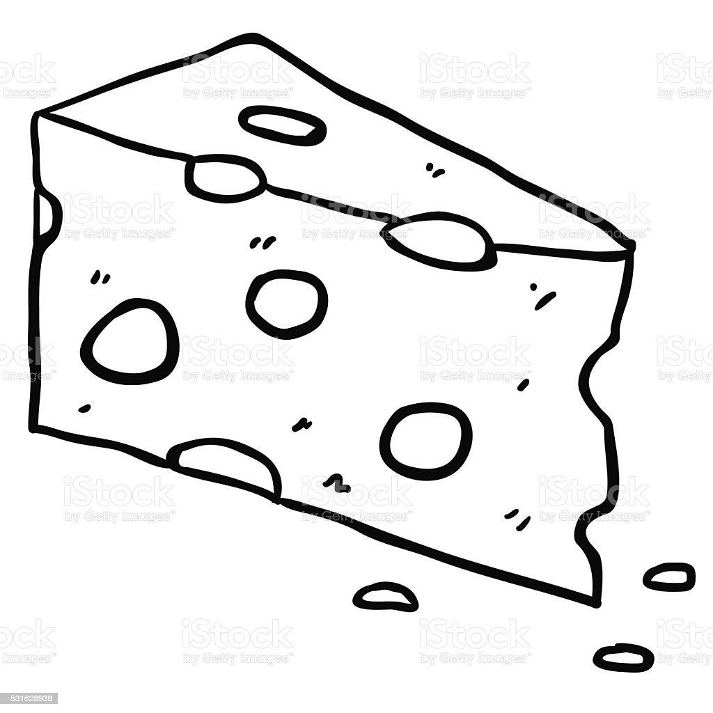 Ausmalbilder Wurst: 白黒のチーズ - イラストレーションのベクターアート素材や画像を多数ご用意 531628938