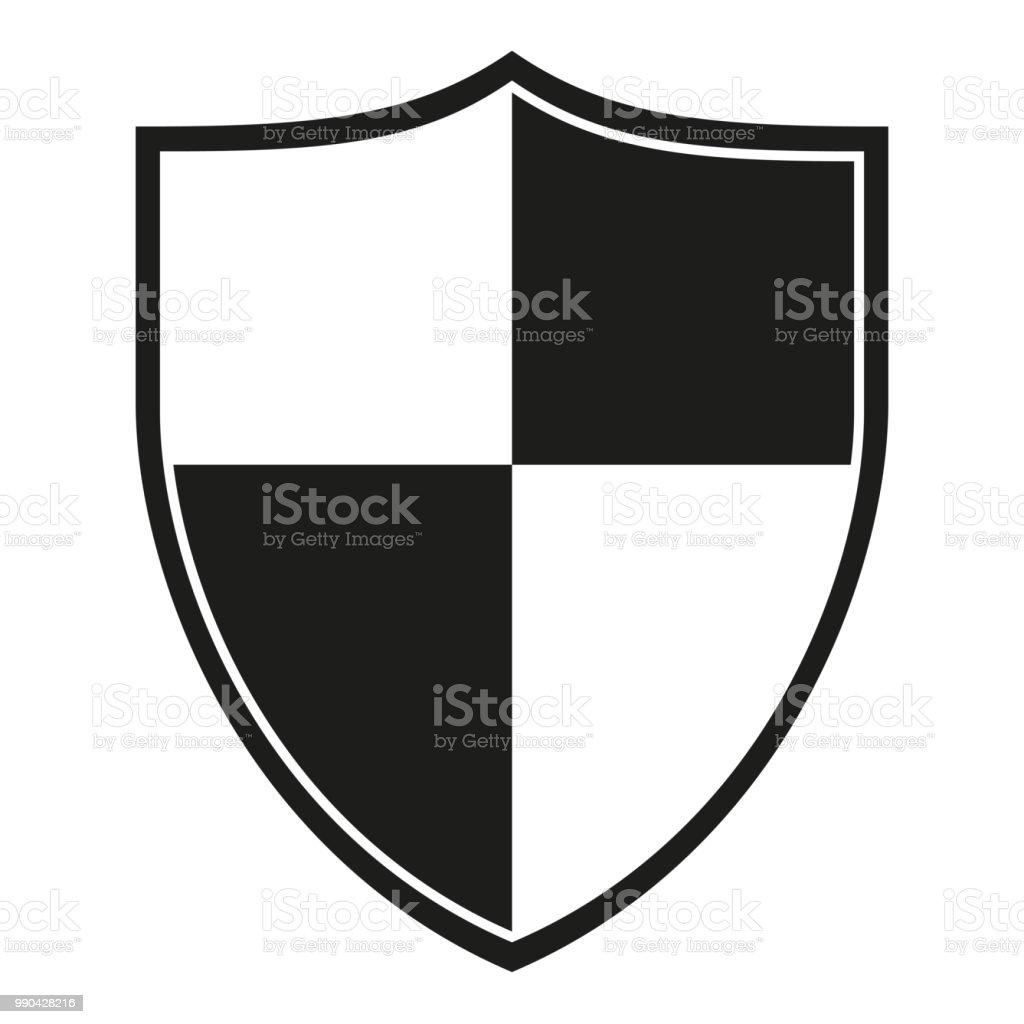 Schwarz Weiß Gekreuzt Schild Silhouette Stock Vektor Art und mehr Pertaining To Crossing The Line Certificate Template