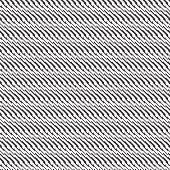 black and white diagonal cut striped pattern background