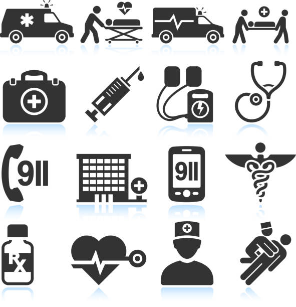 Royalty Free Emergency Room Clip Art, Vector Images