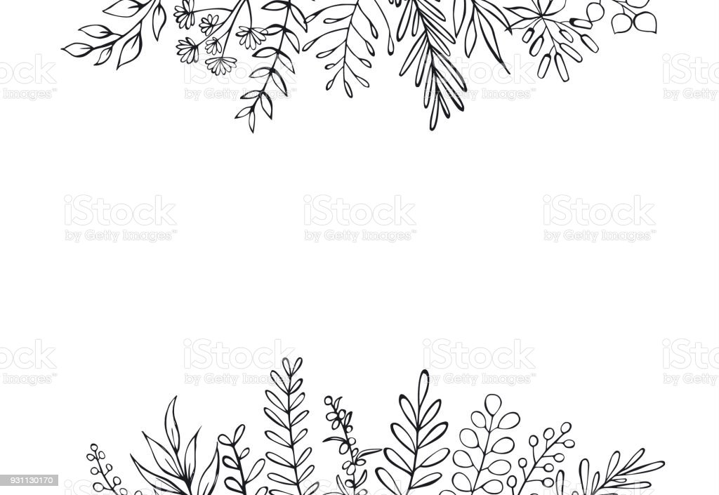 laurel branches stock vector image of laurel black