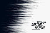 istock black and white halftone speed pattern background 1207964099