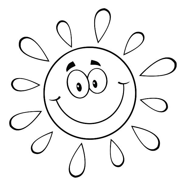 Royalty Free Sun Clipart Black And White Pictures Clip Art ...