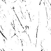 Black and white marble texture. Seamless pattern.
