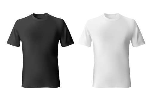 shirt templates stock illustrations