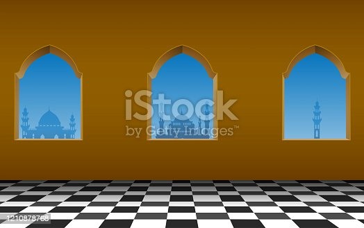 istock black and white room 1210878768