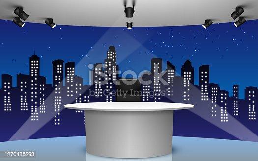 istock black and white room 1270435263