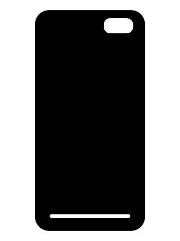 Black and white Smartphone cover