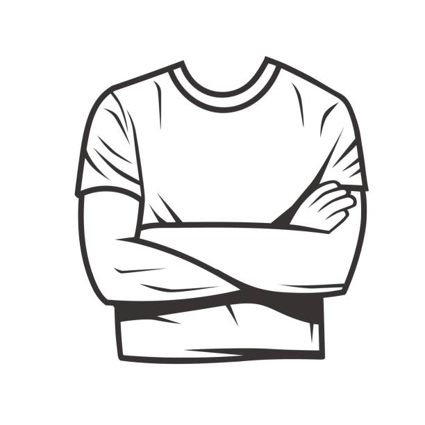 Best Arms Crossed Illustrations, Royalty-Free Vector ...