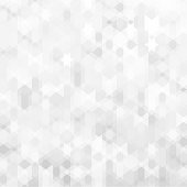Black and white triangles geometric background.