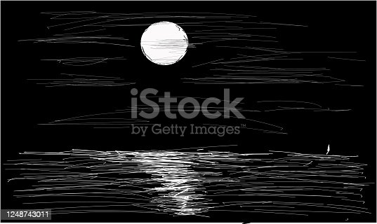 istock Black and White vector images 1248743011