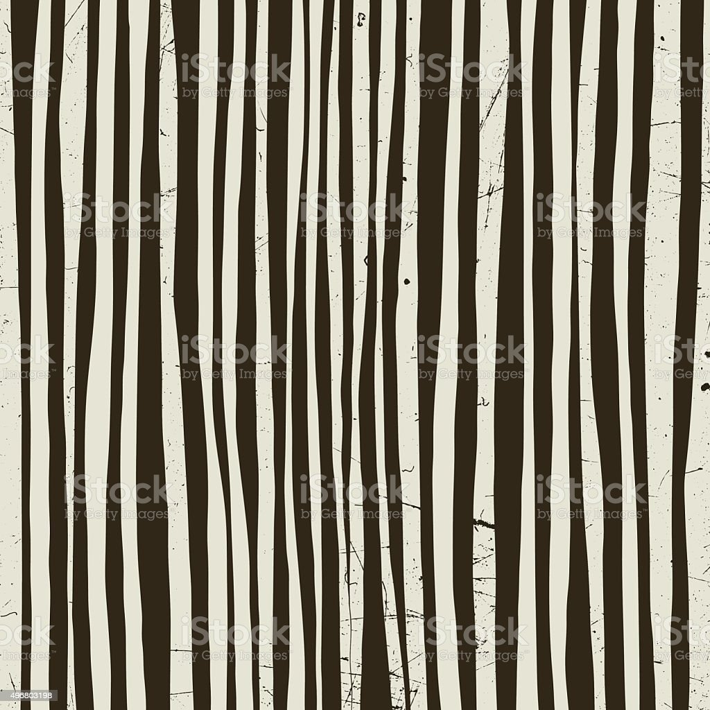 Black and white vector stripes. vector art illustration