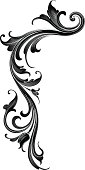 Designed by a hand engraver, this carefully drawn and highly detailed intertwining scrollwork can be used a number of ways. Easily change the scroll colors. Scale to any size without loss of quality with the enclosed EPS, AI, files. Also includes high resolution JPG.