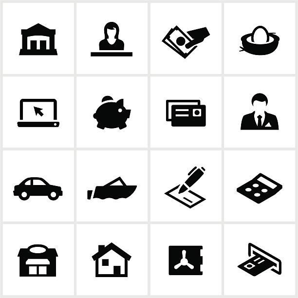 Bank Teller Clip Art, Vector Images & Illustrations - iStock