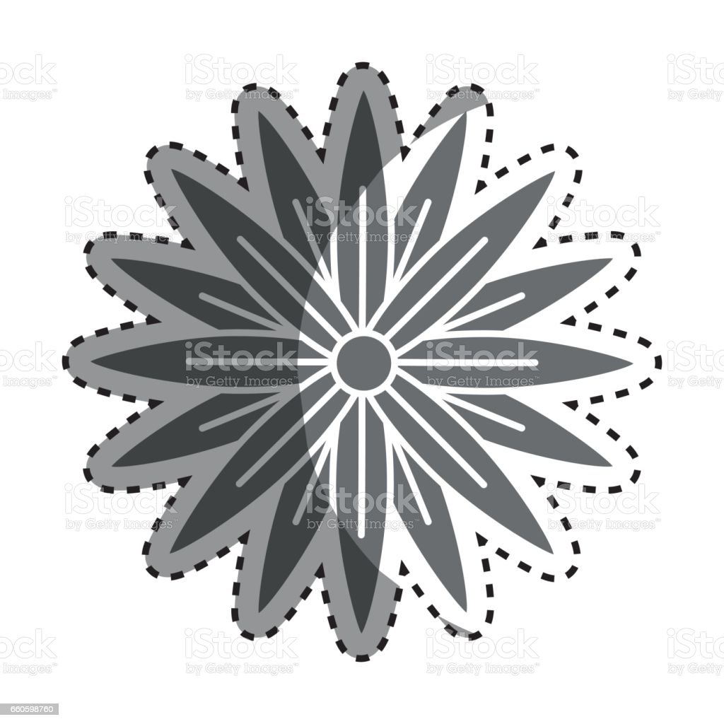 black beauty flower decoration royalty-free black beauty flower decoration stock vector art & more images of art
