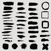 Black Blot Set
