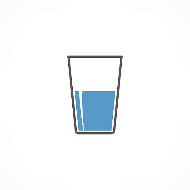 Royalty Free Drinking Glass Clip Art, Vector Images ...