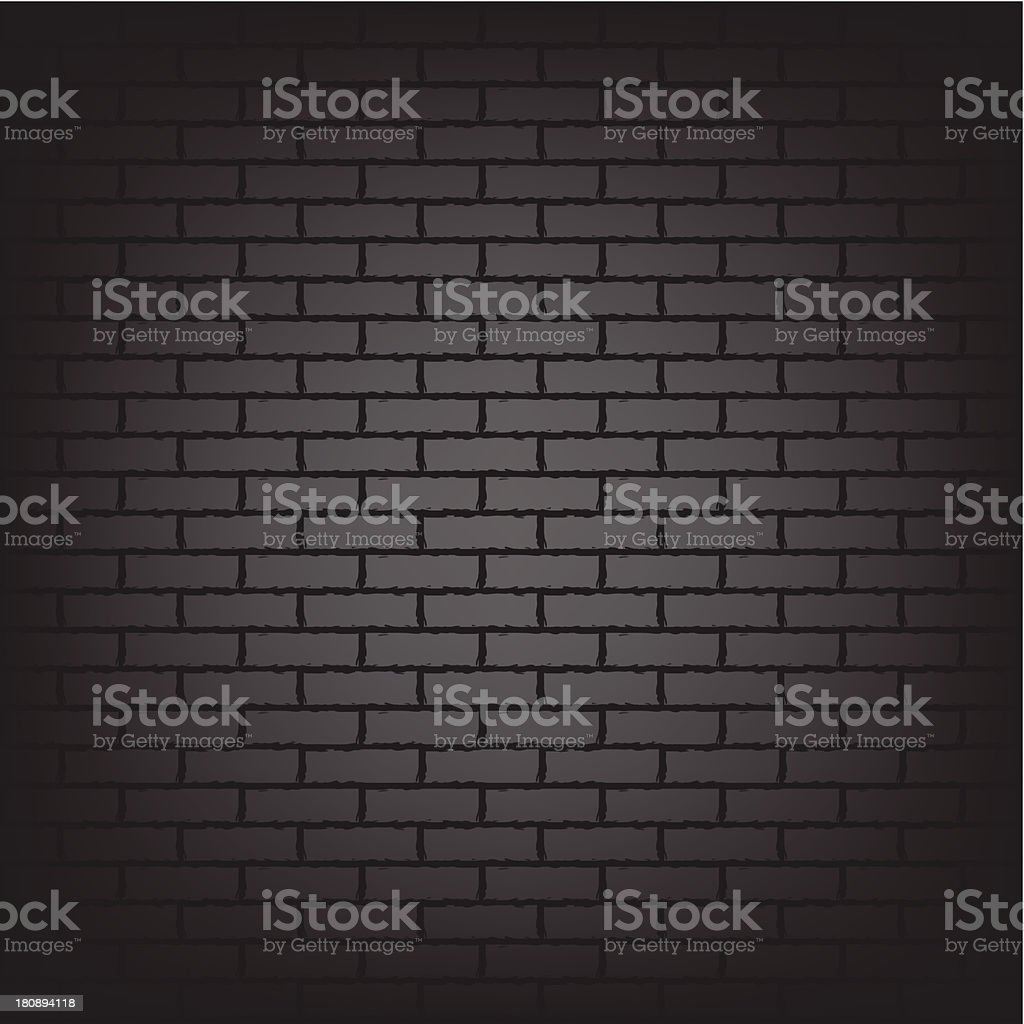 Black Brick Wall royalty-free black brick wall stock vector art & more images of african ethnicity