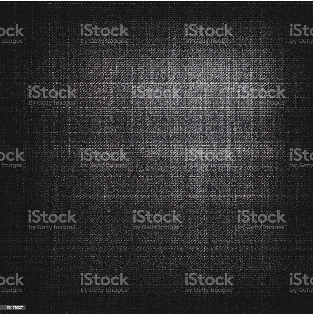 Black canvas vector art illustration