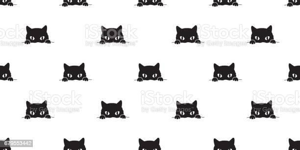 Black cat seamless pattern background wallpaper vector id679553442?b=1&k=6&m=679553442&s=612x612&h=linuj2txfcmpawepogzjl6n0fvyx5tgpc4gfpye39d0=