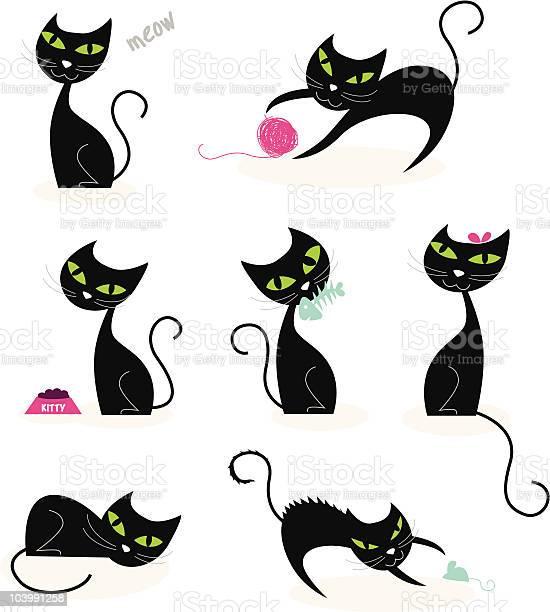 Black cat silhouette collection vector id103991258?b=1&k=6&m=103991258&s=612x612&h=mz5noughlg77 92s1x4n o7jfoq7mfqw2noevaccknq=