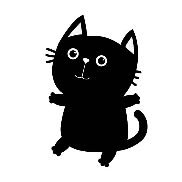 Royalty Free Kitty& Clip Art, Vector Images ...