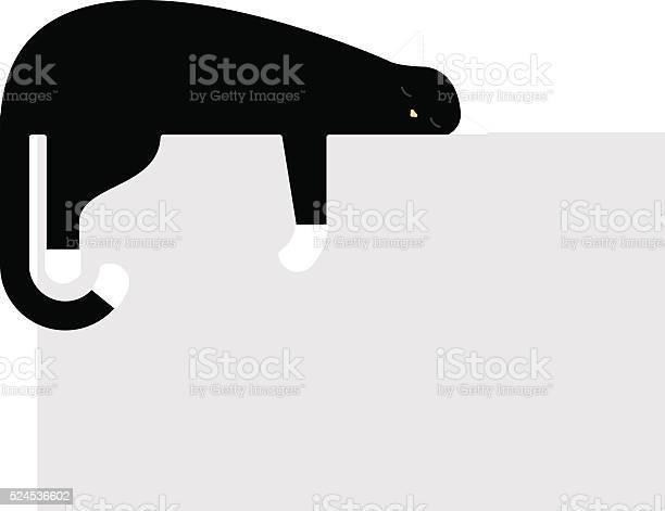 Black cat sitting sleeping looking playing cute domestic pet vector vector id524536602?b=1&k=6&m=524536602&s=612x612&h=ml0yzqh9bcvo2l w4hbc1oslqadkn7jxmwriea1jx9c=