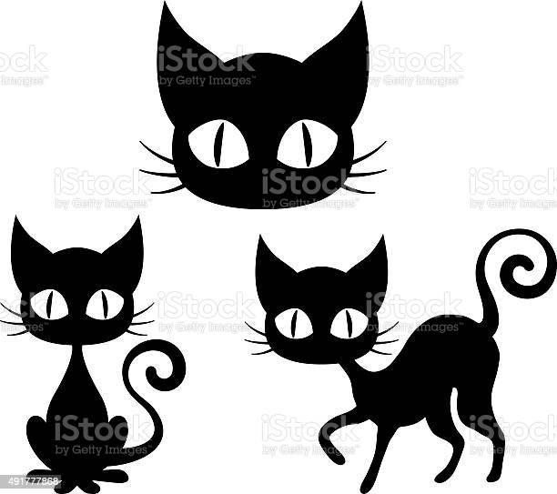 Black cat vector id491777868?b=1&k=6&m=491777868&s=612x612&h=m0skxu xhdwzdesps1ijymfqg2f xcevhawjymhsz4u=