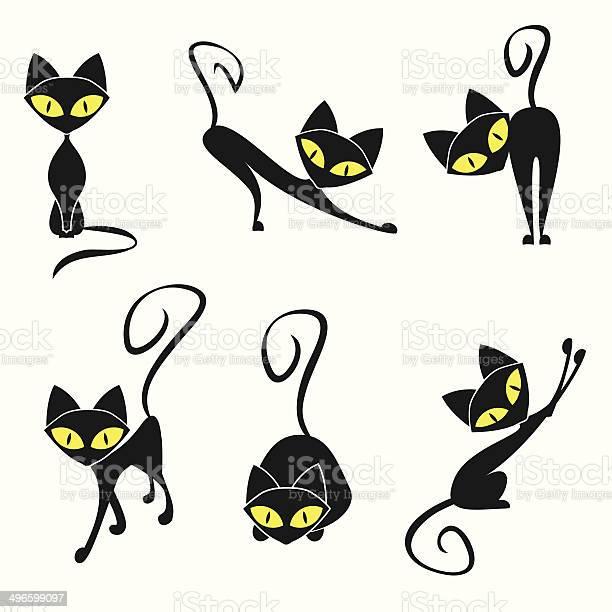 Black cat vector id496599097?b=1&k=6&m=496599097&s=612x612&h=r htvk9oyijhkztaktbn44p1mz6yohzqv3jvhbjkgfs=