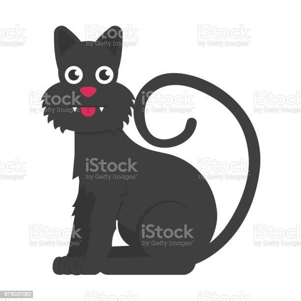 Black cat with long tail vector id875031082?b=1&k=6&m=875031082&s=612x612&h=9izywvxlalaipugp7 nxb mzydclpqx3xyzjkn74src=
