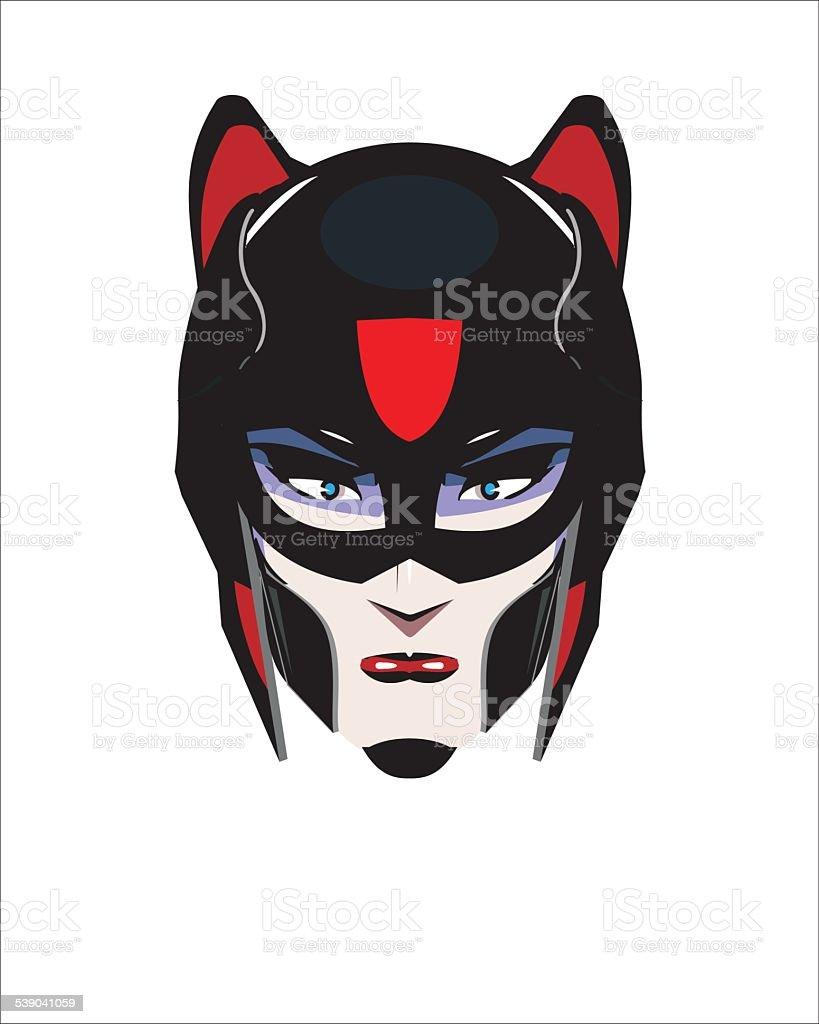 nero gatto scena di sessograndi Trans dicked