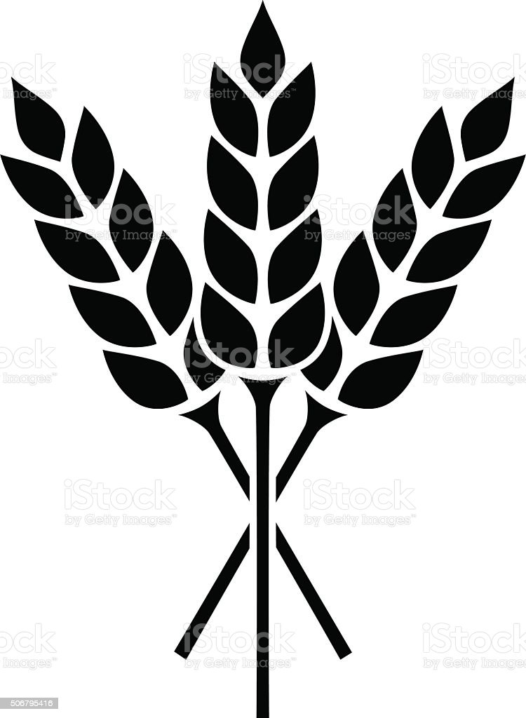 royalty free rye grain clip art vector images illustrations istock rh istockphoto com green clipart tick grain cart for sale uk