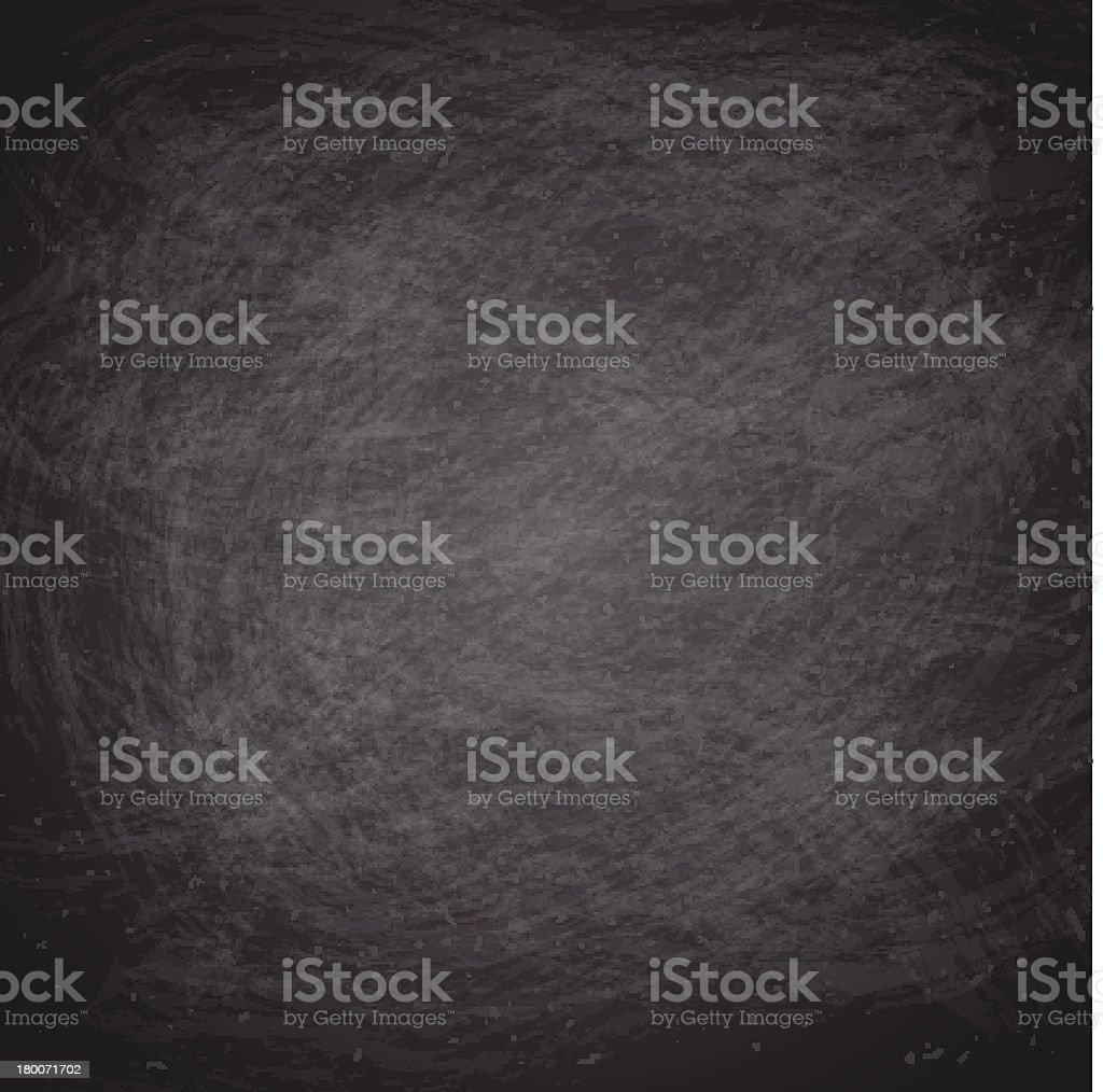 Black Chalkboard Background royalty-free stock vector art