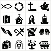Black Christianity Icons