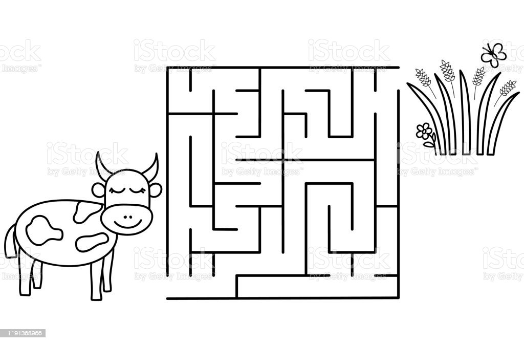 kinder malvorlagencom labyrinth