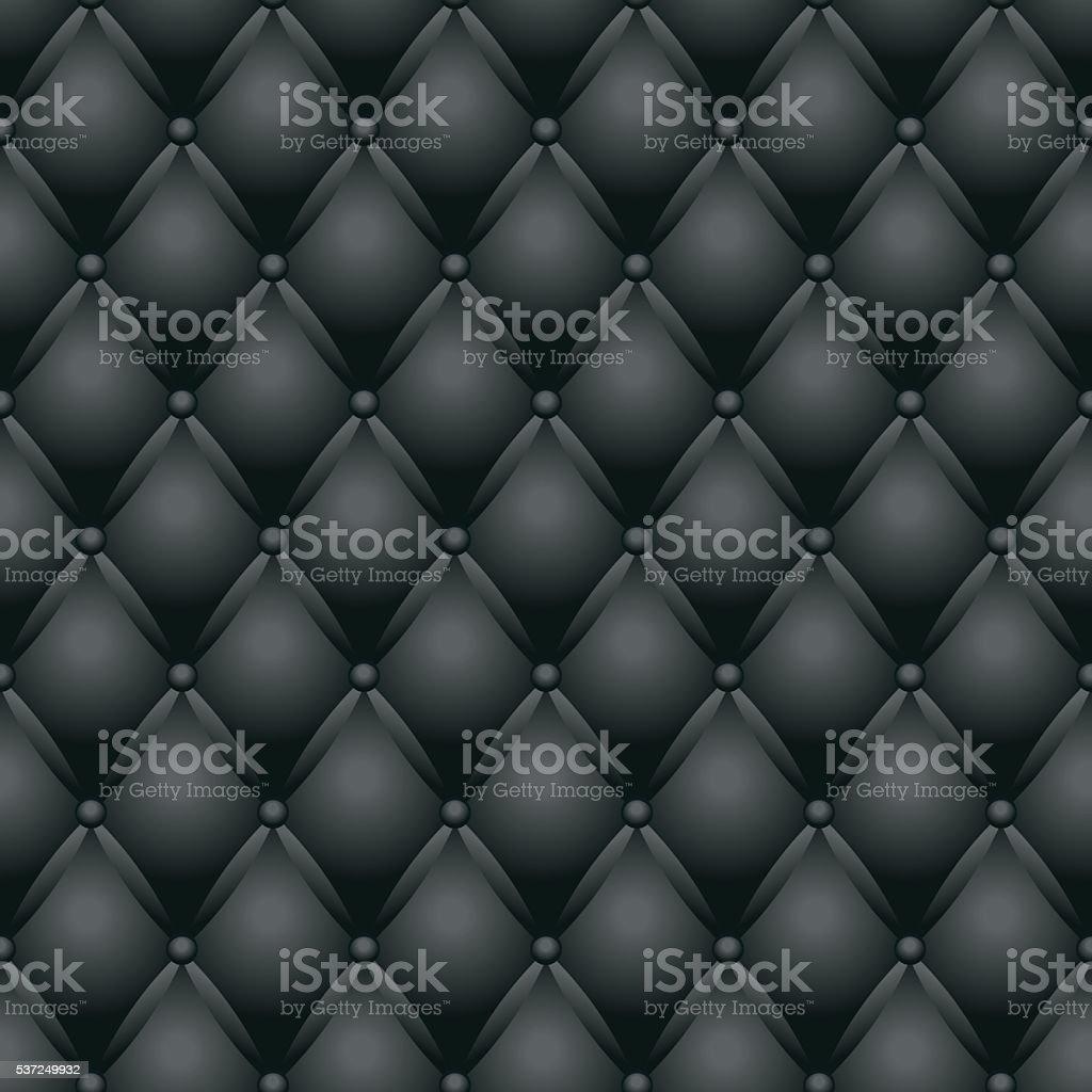 black couch texture vector illustration vector art illustration