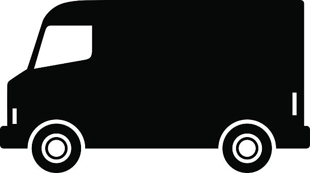 Top 60 Delivery Van Clip Art Vector Graphics And Illustrations Istock